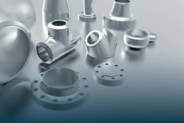 Fittings, Elbows, Flanges, Special Parts