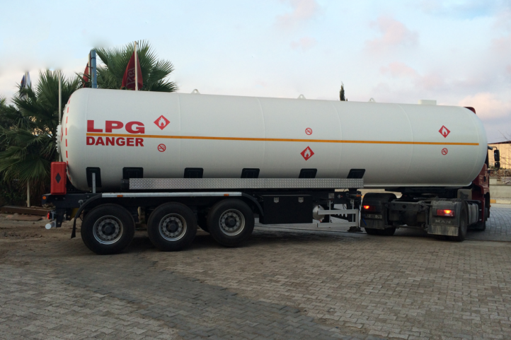 LPG Transport Tanks
